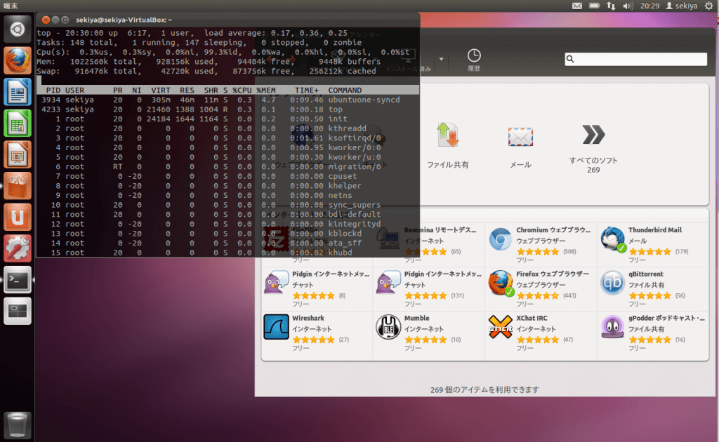 Ubuntu 11.04 Oneiric Ocelot