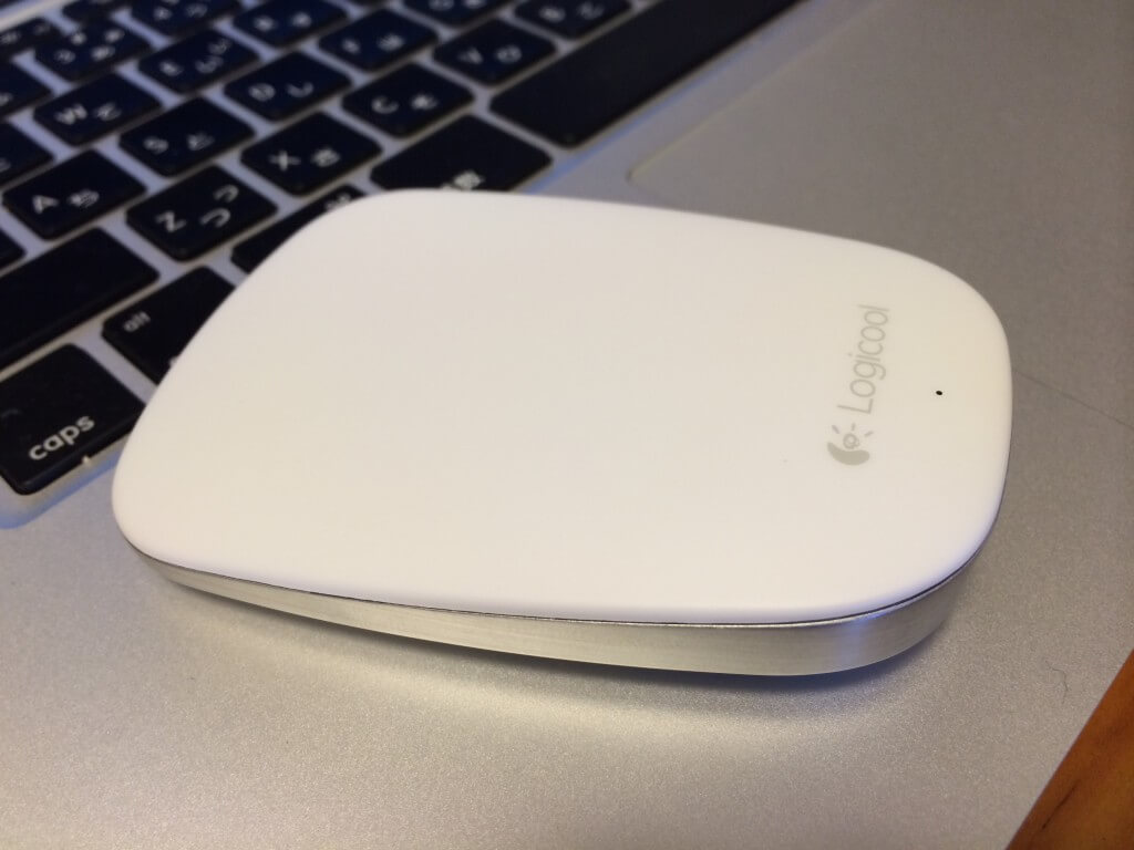 Logicool Ultrathin Touch Mouse T631 for Mac