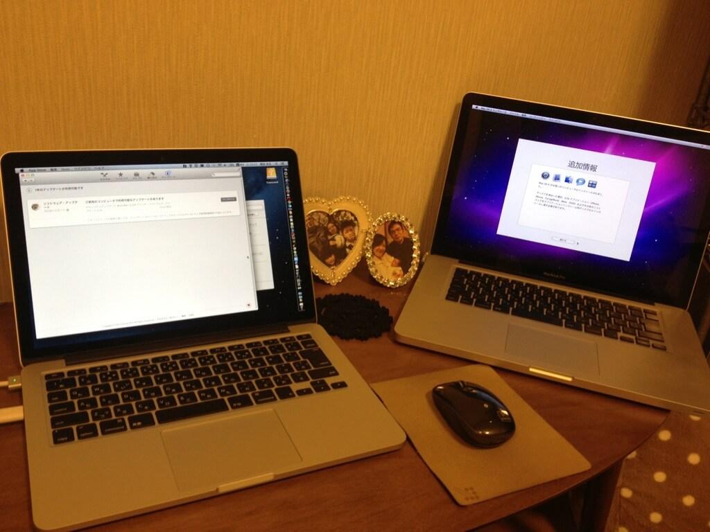 13インチMacBook Pro Retinaディスプレイモデル